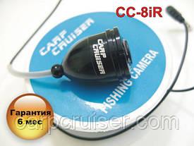 Подводная камера CarpCruiser CC-8iR, Fish Finder Camera с кабелем 15 м и 8 ИК светодиодов без монитора