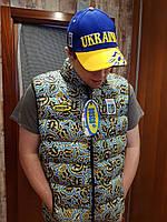 Зимняя жилетка Боско Спорт новая коллекция