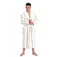 Махровый мужской халат без капюшона Arya 14510