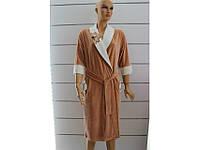 Красивый халат с бамбукового волокна Baglamali Arya