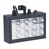 Диско стробоскоп 12L MP3 Led Room Strobe, фото 4