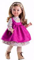 Шарнирная Кукла Альма в ярко-розовом Paola Reina 60 см (06552)