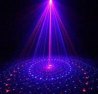 Лазерный проектор, стробоскоп,лазер диско -шоу