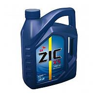 Моторное масло Zic X5 15w40 4л