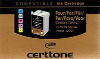 Картридж Certtone Epson Stylus Photo 1270 (Color) T009401