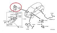 Nissan Leaf Система антибукс