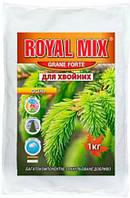 Гранулированное удобрение для хвойных (пакет) 1кг Осень