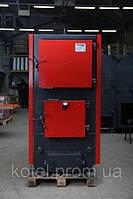 Промышленные твердотопливные котлы на дровах Колви с модуляционным управлением