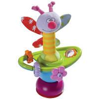 Развивающая игрушка Taf Toys Цветочная карусель: бабочка и гусеничка (10915)