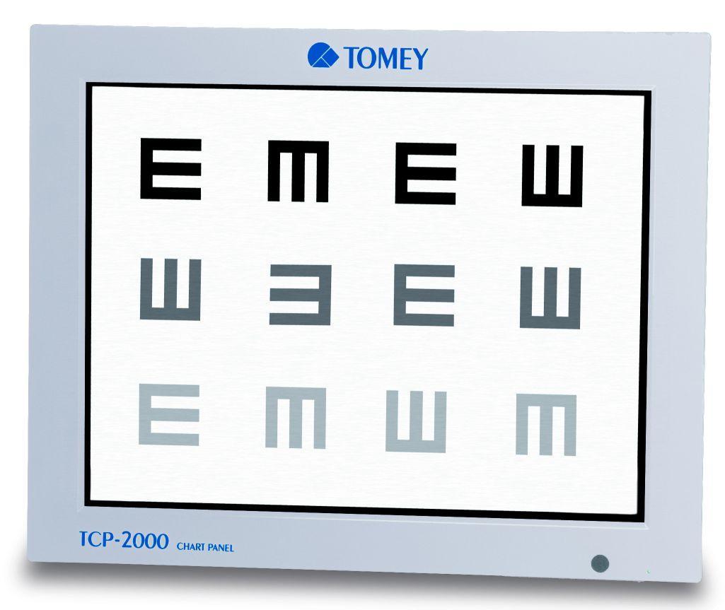 Проектор знаков экранный Tomey Modell TCP-2000A