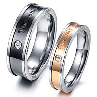 """Кольца для влюбленных """"Хранители тайн"""" с гравировкой, жен. 16.5, 17.3, 18, 19, муж. 18, 19, 20, 20.7"""
