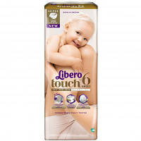 Подгузник Libero Touch 6 (13-20 кг) 40 шт (7322540839555)