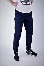 Мужские карго брюки ТУР Titan темно-синие