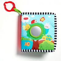Развивающая игрушка Tiny Love Развивающая книжка Мое Первое Знакомство (1109600458)