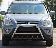 Кенгурятник на Honda CR-V (2001-2006) Хонда срв PRS