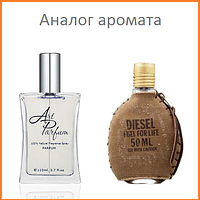 054. Духи 110 мл Fuel For Life Diesel