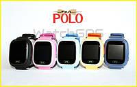 Детские умные смарт часы Smart Baby Watch Q90(100) с GPS трекером для отслеживания