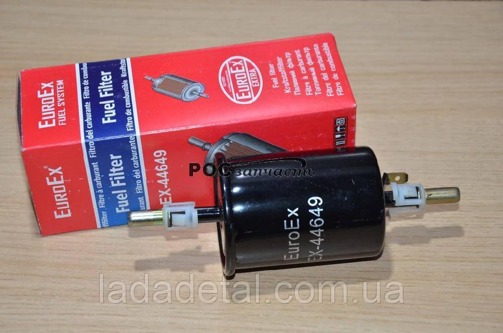 Фильтр топливный Ланос, Сенс, Матиз (0,8), 2110, 1118 Калина Euro Ex