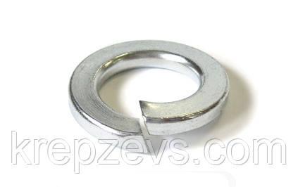 Шайба гровер Ф4 DIN 127 сталь А4
