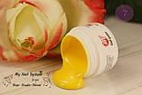Гель-краска My Nail №7, 4гр. Без липкого слоя. Цвет: жёлтый, фото 2