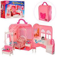 Мебель для кукол Спальня 9988 GLORIA