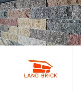 Плитка фасадная и цокольная LAND BRICK