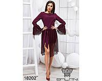Элегантное платье - 18202 (б-ни)