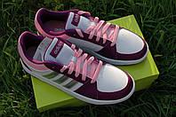 Кроссовки adidas neo hoops vsk AW5105 подросток, фото 1