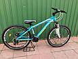 """Горный велосипед TOTEM  BLAST 26"""",17""""  Бирюзовый , фото 2"""