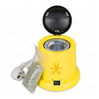 Стерилизатор кварцевый (шариковый) пластиковый, желтый, фото 1