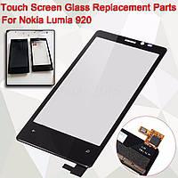Nokia Lumia 920 Сенсорный экран  черный