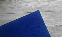 Фетр 1мм, 20*25см, середня жорсткість -темний синій колір