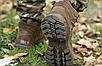 Ботинки  армейские   демисезонные  тактические  TROOPER' 5 INCH  цвет  коричневый  Mil-Tec   Германия, фото 7
