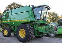 Зерноуборочный комбайн John Deere 9880i STS 2005 года