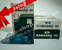 Возбудитель Виагра | Силденафил 100мг | Kamagra
