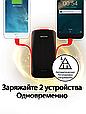 Компактный аккумулятор Promate PolyMax Uni Black, фото 3