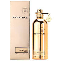 Женская парфюмированная вода Montale Pure Gold 100 ml (Монталь Пур Голд)