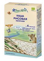 Молочная каша Fleur Alpine РИСОВАЯ 200г