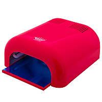 УФ лампа для сушки геля, гель-лака Master Professional MPL-230 на 36 Вт, красная