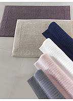 Soft cotton коврик для ног LOFT 50х90   молочный