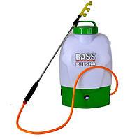 Аккумуляторный электрический опрыскиватель Bass Polska BP-8620