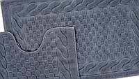 Gelin home коврик ERGUVAN 60х100  тёмно-синий