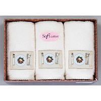 Soft cotton Кухонные наборы KITCHEN 3-х предм Ekru