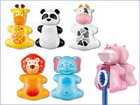 Футляры для зубной щётки Miradent Funny Animals , фото 1