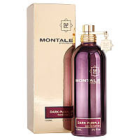 Женская парфюмированная вода Montale Dark Purple 100 ml (Монталь Дарк Перпл)