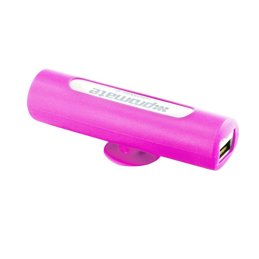 Ультра компактный аккумулятор Promate reliefMate-2 Pink