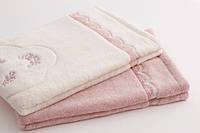Soft cotton коврик для ног BUKET 50х90  кремовый