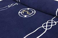 Soft cotton коврик для ног MARINE 50х90  тёмно-синий