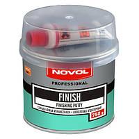 Шпатлівка Novol Finish обробна 0,75 кг зелена