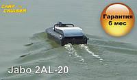 """Кораблик для прикормки JABO-2AL-20А модель 2018 г с """"Турбо режимом"""" - функцией ускорения, с АКБ 20А/Ч, фото 1"""